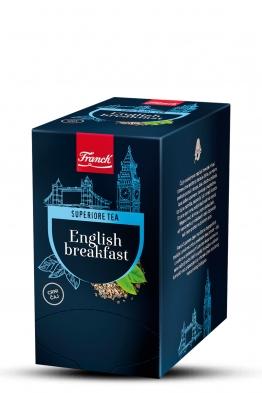 Franck Superiore čaj English breakfast