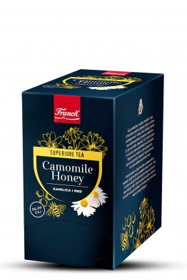 Franck Superiore čaj kamilica med
