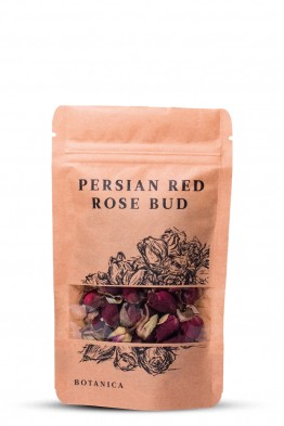 Začin Botanica pupoljci crvene ruže