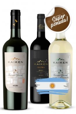 Paket Kaiken Taste of Argentina
