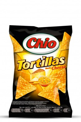 Chio Tortilla nacho  cheese