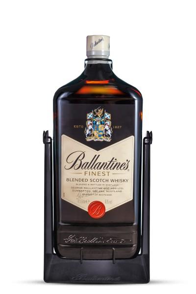Ballantines whisky sa ljuljačkom