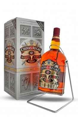 Chivas Regal 12yo whisky sa ljuljačkom