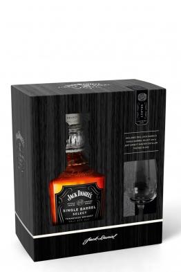 Jack Daniels Single Barrel whiskey  + čaša