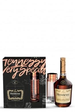 Hennessy VS Cognac + Shaker