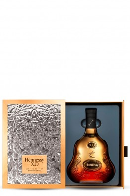 Hennessy XO visibility by F. Ghery cognac