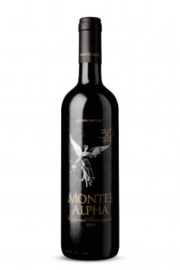 Montes Alpha Cabernet Sauvignon 30th anos