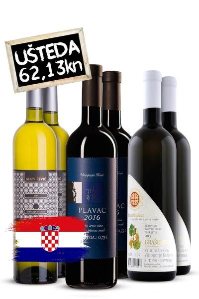 Paket Volim hrvatsko
