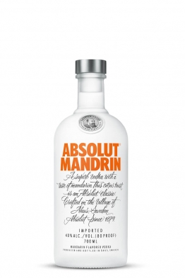 Absolut Mandarina Vodka