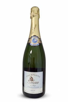 De Sousa Brut Tradition Champagne