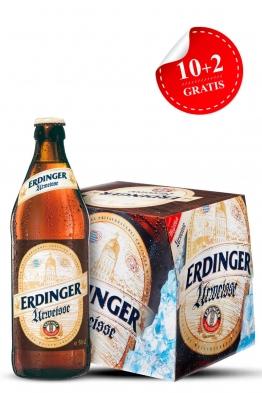 Erdinger Urweisse  pšenično pivo 12-pack