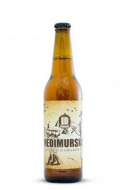 Međimursko Premium Lager pivo