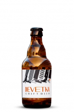 Devetka Craft Belgian Pale Ale