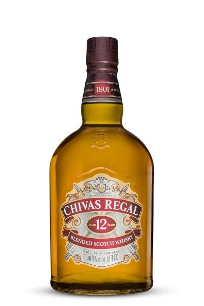 Chivas Regal 12yo whisky