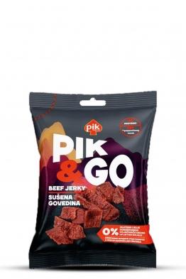 PIK&GO sušena govedina