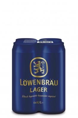 Lowenbrau svijetlo pivo 4 pack