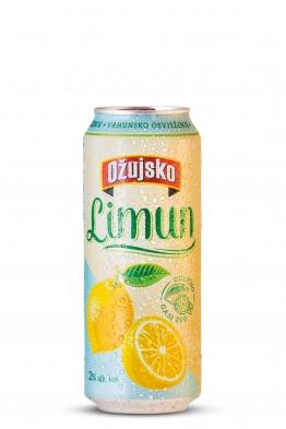 Ožujsko Radler pivo limun