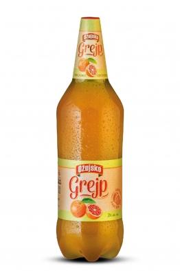 Ožujsko Radler pivo grejp