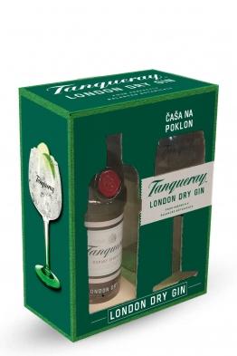 Tanqueray gin + čaša na poklon