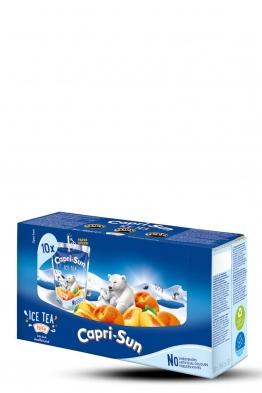 Capri sun ledeni čaj breskva 10-pack