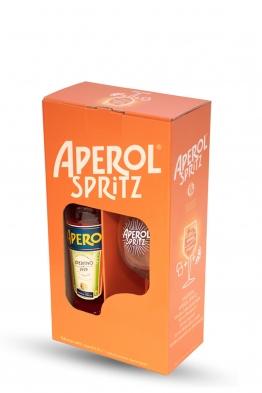 Aperol + čaša