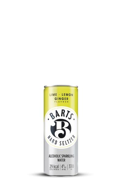 Barts Seltzer Limun Limeta Đumbir