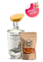 Alkkemist gin + začin dehidrirana naranča