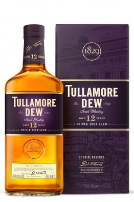 Tullamore Dew Whiskey 12YO