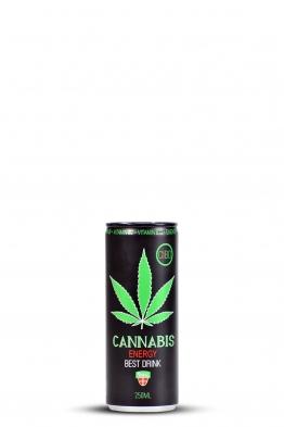 Cannabis Best Energy Drink