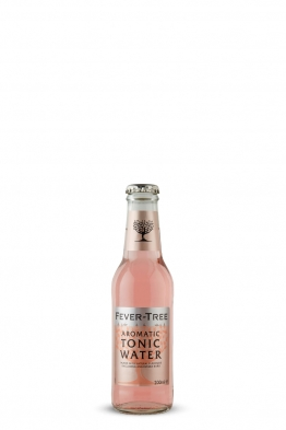 Tonic Fever Tree Aromatic Pink