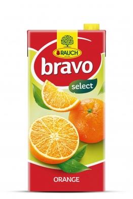 Bravo nektar naranča Ca/Mg 50%