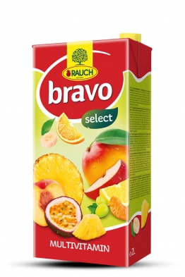 Bravo nektar multivitamin 50%