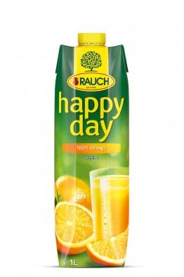 Happy Day naranča 100%