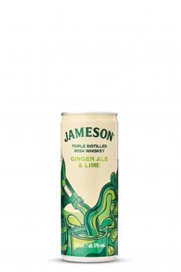 Jameson Ginger Ale & Lime