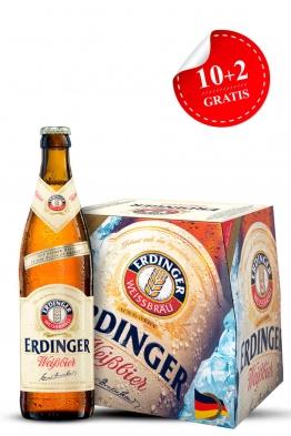Erdinger Weissbier pšenično pivo PROMO 12-pack