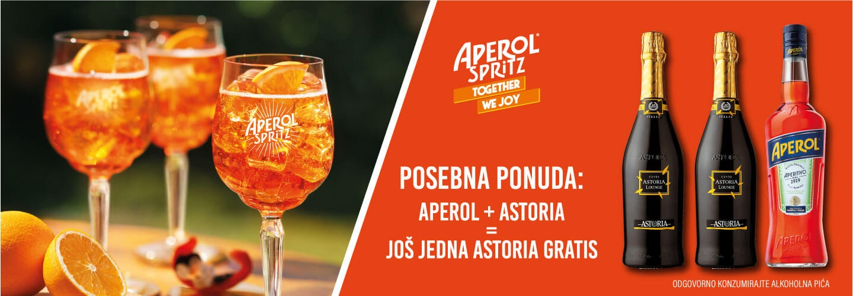 Aperol Astoria