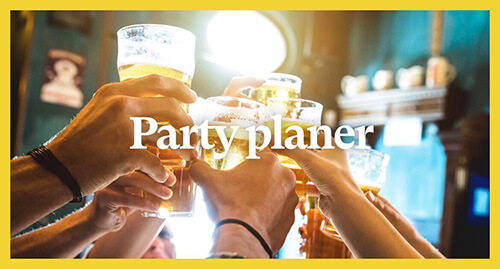 Party planer